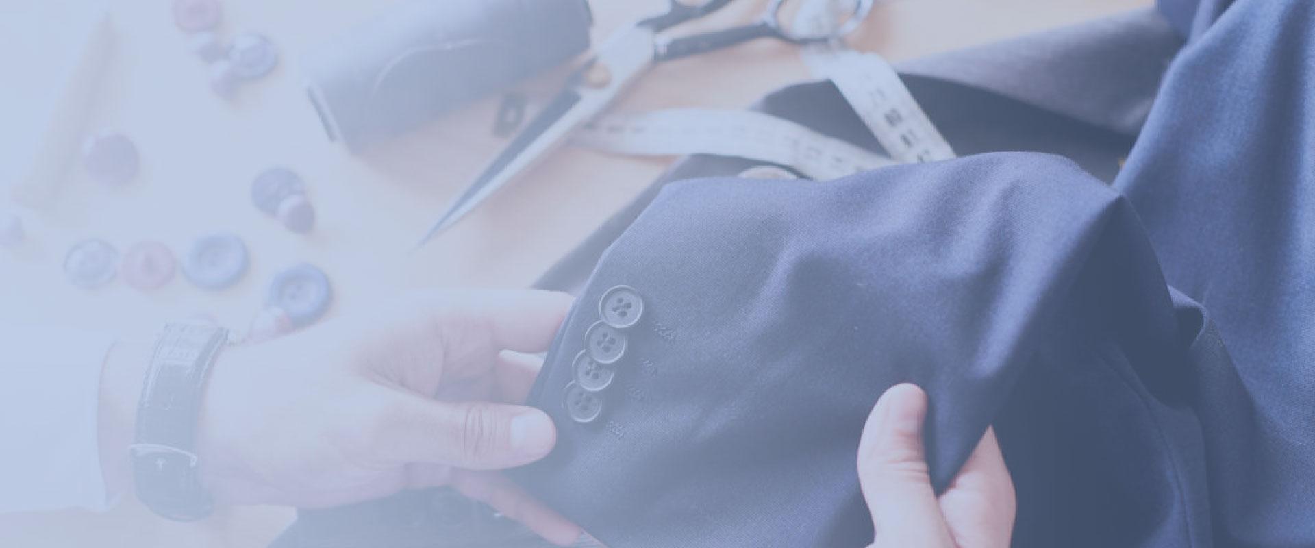Corso di Abbigliamento Sartoria Uomo | ITS Campania Moda