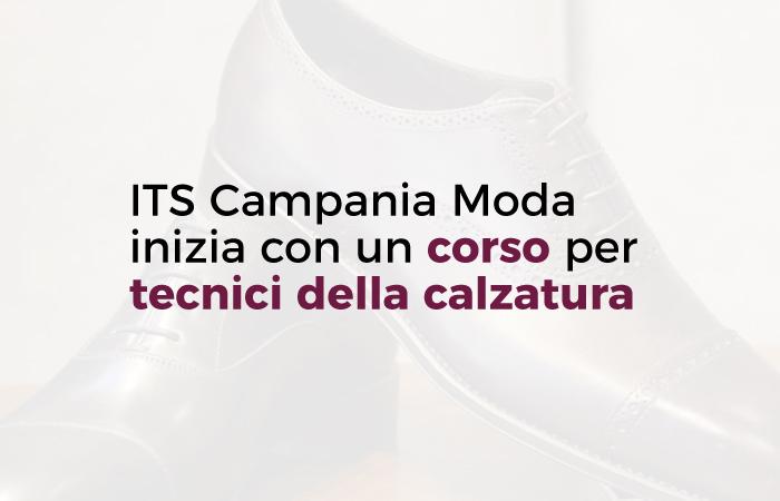 Corso per tecnici della calzatura | ITS Campania Moda