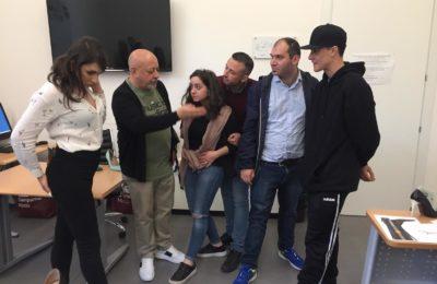 ITS Campania Moda Con il designer Ernesto Esposito