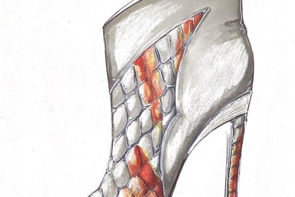 ITS Campania Moda portfolio allievi De Cesare 3154