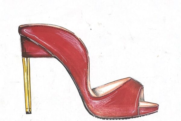 ITS Campania Moda portfolio allievi De Cesare 3156
