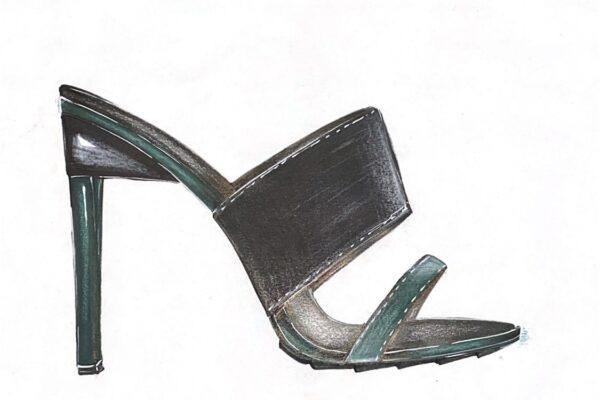 ITS Campania Moda portfolio allievi De Cesare 3157