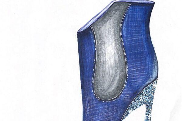 ITS Campania Moda portfolio allievi De Cesare 3158