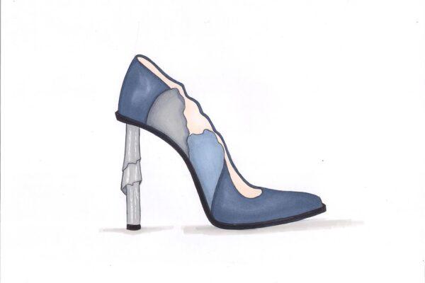 ITS Campania Moda portfolio allievi Troiano 021