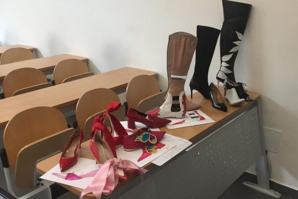 ITS Campania Moda realizzazione Scarpe Donna 28