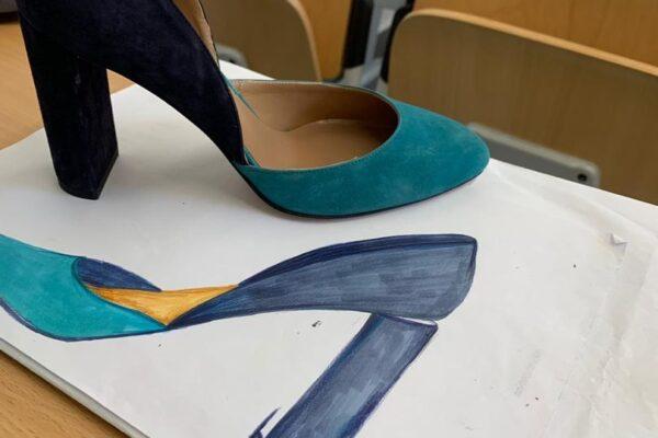 ITS Campania Moda realizzazione Scarpe Donna 6