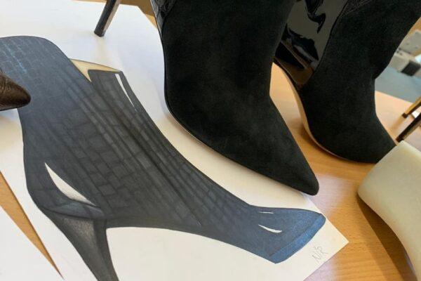 ITS Campania Moda realizzazione Scarpe Donna 82